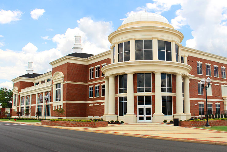 Troy Student Fitness Center